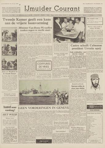 IJmuider Courant 1959-07-18