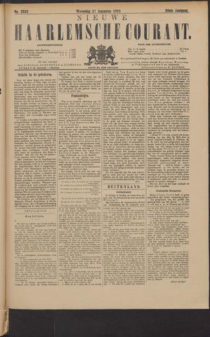 Nieuwe Haarlemsche Courant 1895-08-21