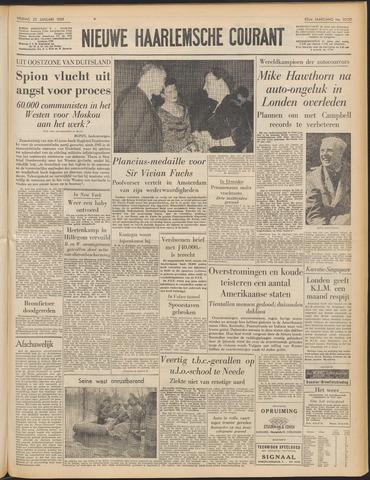 Nieuwe Haarlemsche Courant 1959-01-23