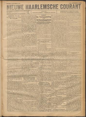 Nieuwe Haarlemsche Courant 1920-09-21