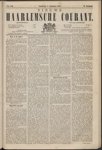 Nieuwe Haarlemsche Courant 1881-09-08