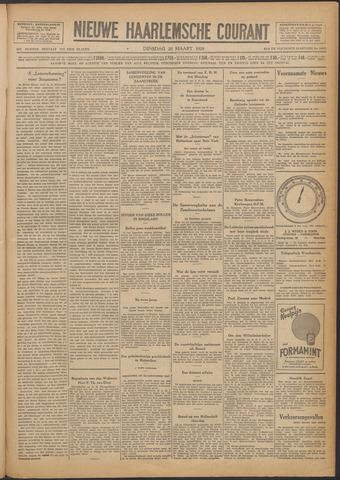 Nieuwe Haarlemsche Courant 1928-03-20