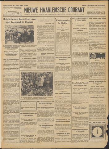Nieuwe Haarlemsche Courant 1936-09-01