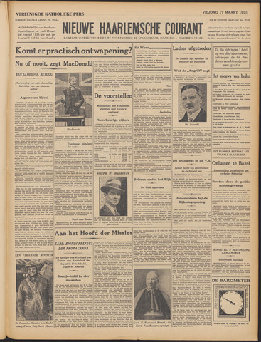 Nieuwe Haarlemsche Courant 1933-03-17