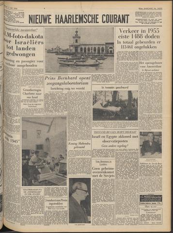 Nieuwe Haarlemsche Courant 1956-05-02