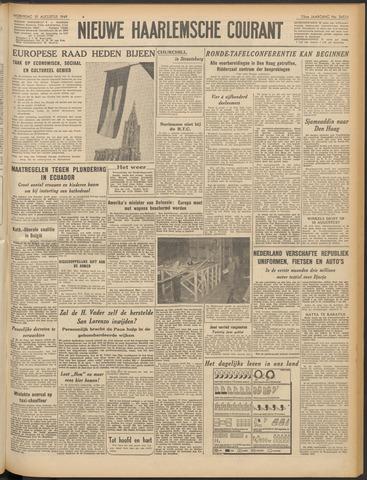 Nieuwe Haarlemsche Courant 1949-08-10