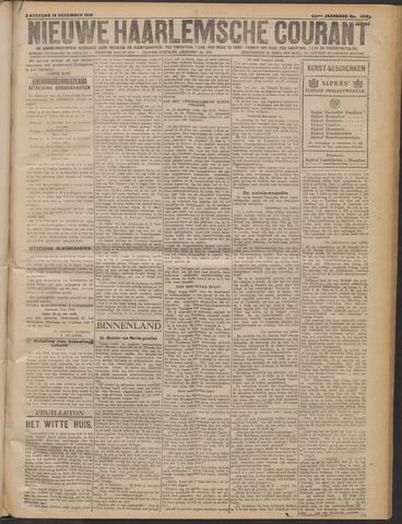 Nieuwe Haarlemsche Courant 1919-12-13