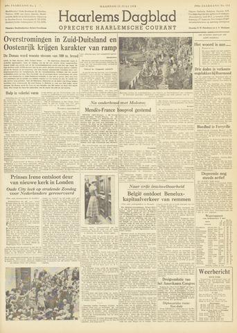 Haarlem's Dagblad 1954-07-12