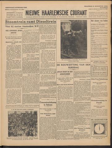 Nieuwe Haarlemsche Courant 1934-08-06