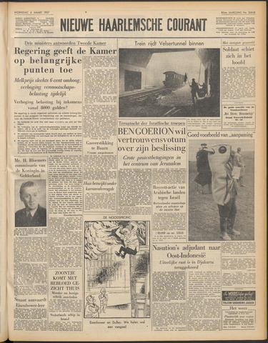 Nieuwe Haarlemsche Courant 1957-03-06
