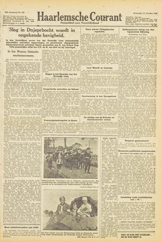 Haarlemsche Courant 1943-10-27