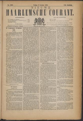 Nieuwe Haarlemsche Courant 1890-10-17