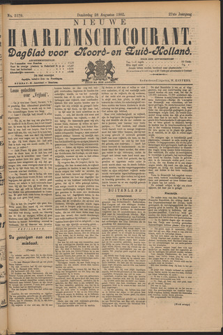 Nieuwe Haarlemsche Courant 1902-08-28