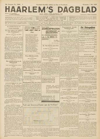 Haarlem's Dagblad 1935-05-01