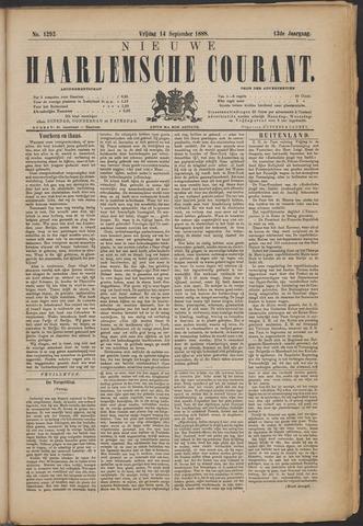 Nieuwe Haarlemsche Courant 1888-09-14