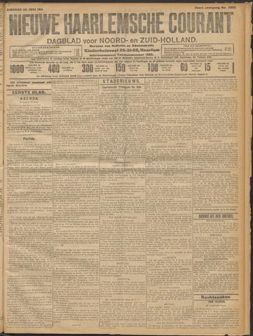 Nieuwe Haarlemsche Courant 1911-06-20