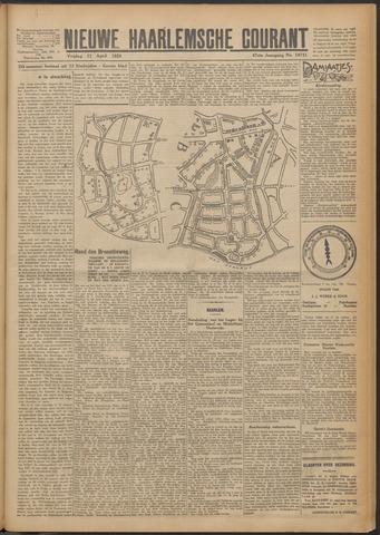 Nieuwe Haarlemsche Courant 1924-04-11