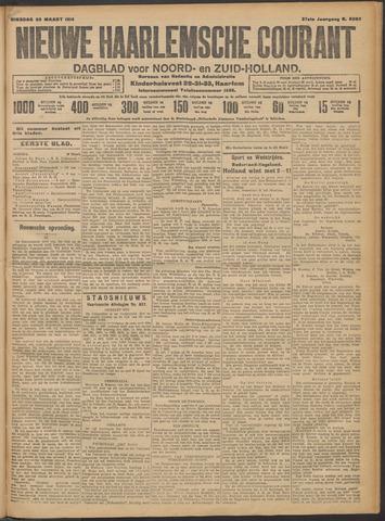 Nieuwe Haarlemsche Courant 1913-03-25