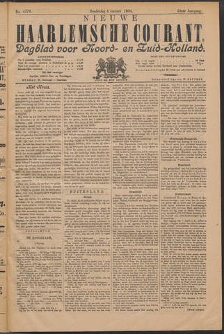 Nieuwe Haarlemsche Courant 1900-01-04