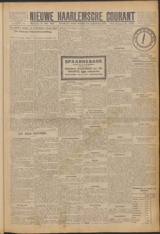 Nieuwe Haarlemsche Courant 1924-05-12
