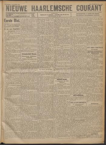 Nieuwe Haarlemsche Courant 1921-10-08