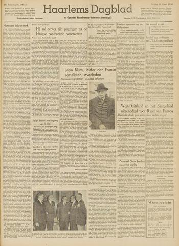 Haarlem's Dagblad 1950-03-31
