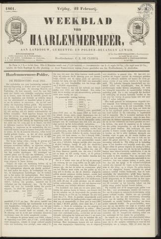 Weekblad van Haarlemmermeer 1861-02-22