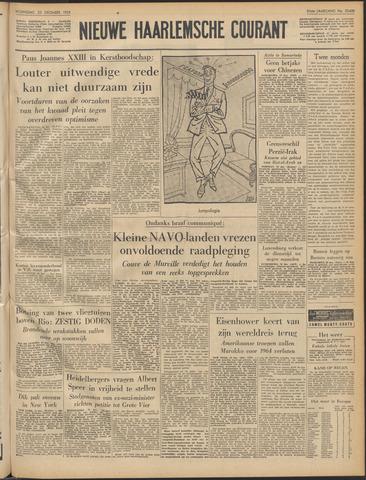 Nieuwe Haarlemsche Courant 1959-12-23