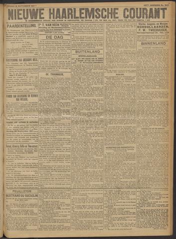 Nieuwe Haarlemsche Courant 1917-09-18