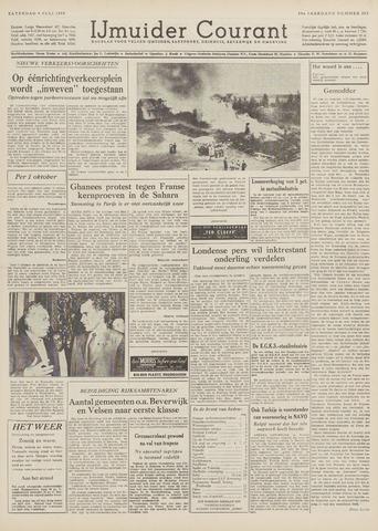 IJmuider Courant 1959-07-04