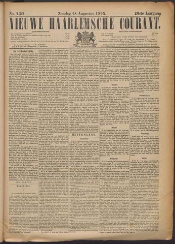 Nieuwe Haarlemsche Courant 1895-08-18
