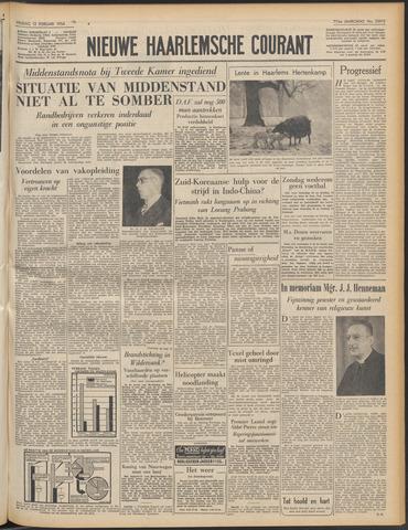 Nieuwe Haarlemsche Courant 1954-02-12