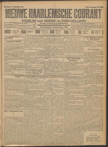 Nieuwe Haarlemsche Courant 1913-02-21
