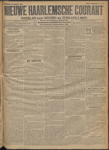 Nieuwe Haarlemsche Courant 1915-03-30