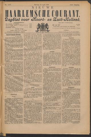 Nieuwe Haarlemsche Courant 1899-04-22