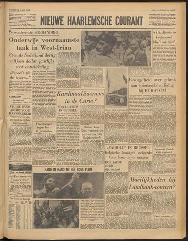 Nieuwe Haarlemsche Courant 1963-05-02