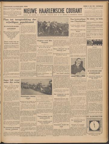 Nieuwe Haarlemsche Courant 1938-07-12