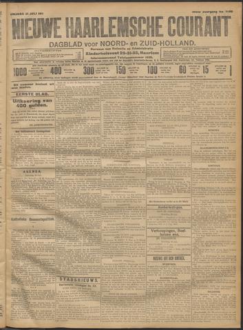 Nieuwe Haarlemsche Courant 1911-07-21