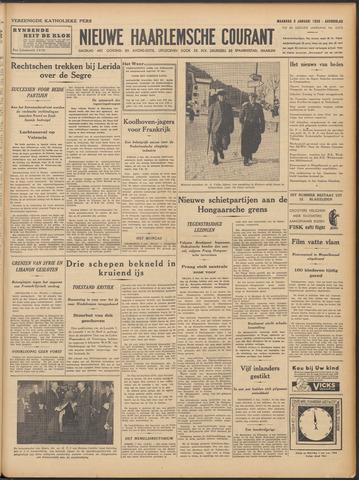 Nieuwe Haarlemsche Courant 1939-01-09