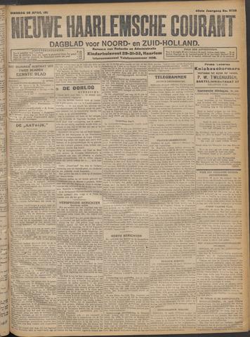 Nieuwe Haarlemsche Courant 1915-04-20