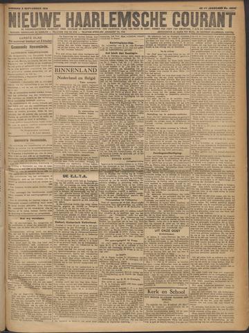 Nieuwe Haarlemsche Courant 1919-09-02