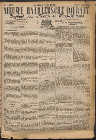 Nieuwe Haarlemsche Courant 1901-05-27