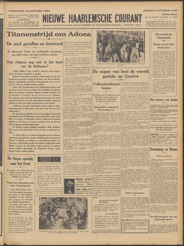 Nieuwe Haarlemsche Courant 1935-10-06