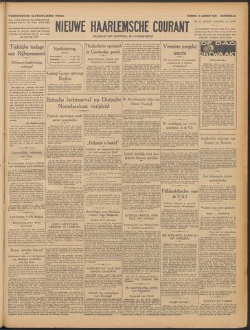 Nieuwe Haarlemsche Courant 1941-01-14