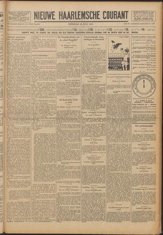 Nieuwe Haarlemsche Courant 1931-07-28