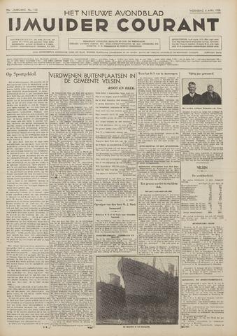 IJmuider Courant 1938-04-06