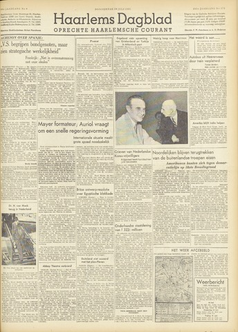 Haarlem's Dagblad 1951-07-19