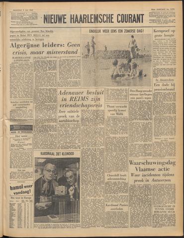Nieuwe Haarlemsche Courant 1962-07-09