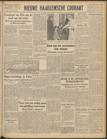 Nieuwe Haarlemsche Courant 1947-11-22