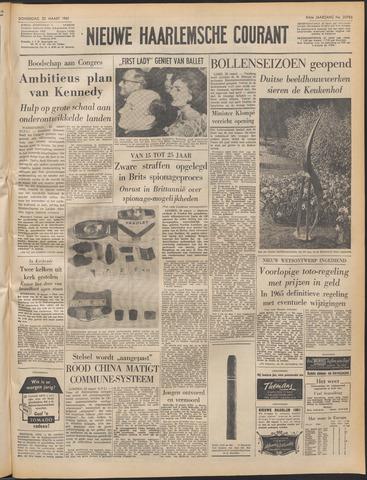 Nieuwe Haarlemsche Courant 1961-03-23